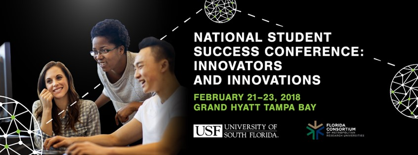 2018 National Student Success Conference: Save the Date